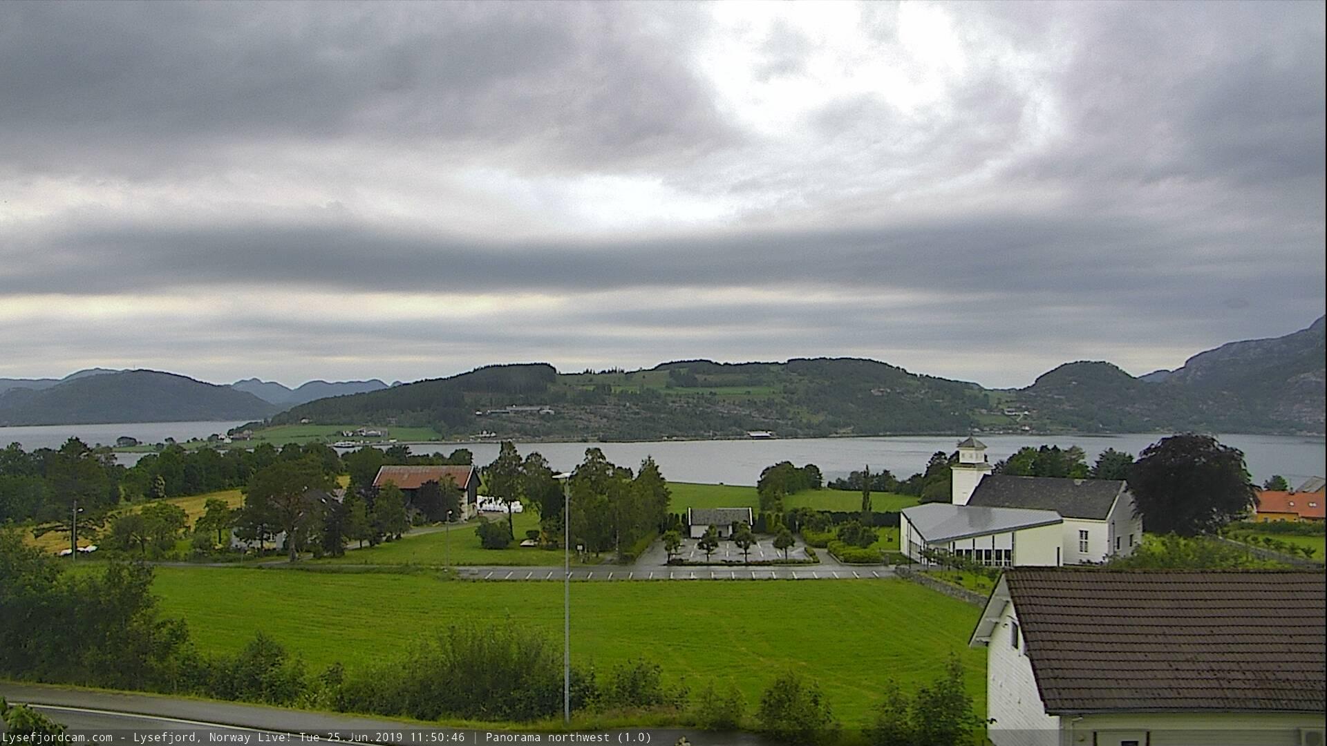 Webcam Lysefjord