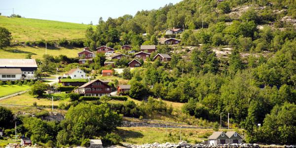 Lysefjord Hyttegrend
